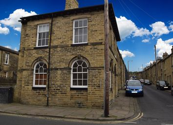 Thumbnail 3 bed end terrace house for sale in Mary Street, Saltaire, West Yorkshire