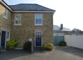 Thumbnail 3 bed semi-detached house to rent in Suffolk Court, Suffolk Street, Whitstable