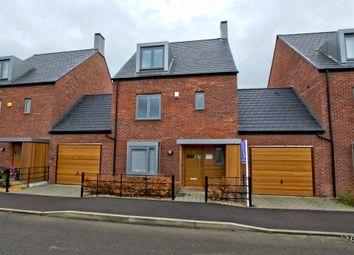 Thumbnail 4 bed detached house for sale in Charger Road, Trumpington, Cambridge