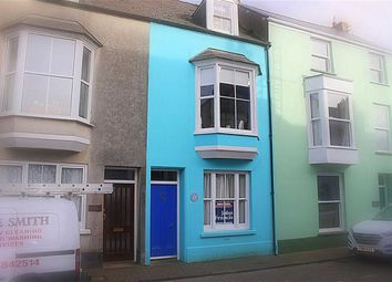 Thumbnail 3 bed terraced house for sale in Lower Frog Street, Tenby