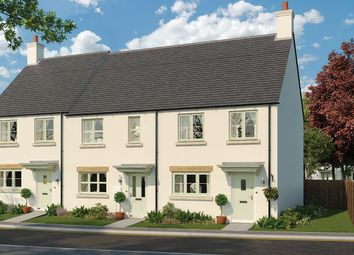 Thumbnail 3 bedroom end terrace house for sale in Skylark Road, Bourton-On-The-Water, Cheltenham