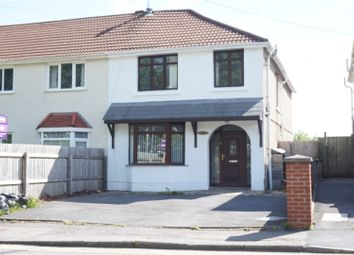Thumbnail 4 bedroom semi-detached house for sale in Cecil Road, Gowerton