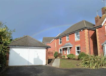 Thumbnail 4 bedroom detached house for sale in Coed Fan, Swansea