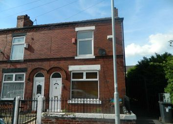 Thumbnail 3 bed terraced house to rent in Highfield Road, Levenshulme, Manchester