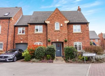 Thumbnail 4 bed link-detached house for sale in Exton Close, Syston