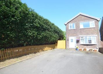 Thumbnail 3 bed detached house for sale in Talbot Drive, Briercliffe, Burnley, Lancashire