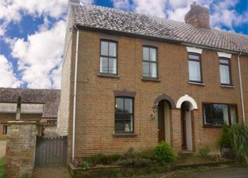 Thumbnail 2 bed property to rent in West End, Northwold, Thetford