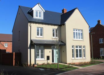 Thumbnail 6 bed detached house for sale in Plot 183, The Fairfax, Heyford Park