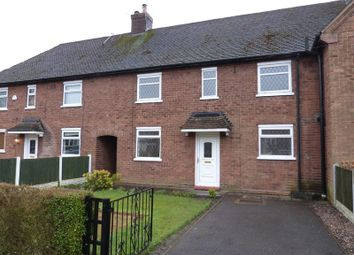 Thumbnail 3 bed terraced house for sale in Millmead, Rode Heath, Cheshire