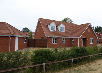 Thumbnail 4 bed property for sale in Spring Court, Wereham, King's Lynn