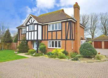 Thumbnail 4 bed detached house for sale in Newmans Close, Broadstairs, Kent