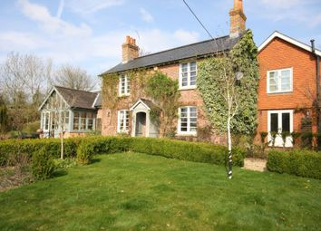 Thumbnail 5 bed detached house to rent in Kingsmead, Lower Common Road, West Wellow, Romsey