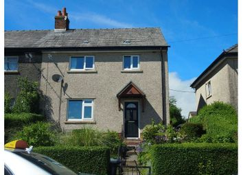 Thumbnail 3 bed semi-detached house for sale in Prince Avenue, Carnforth