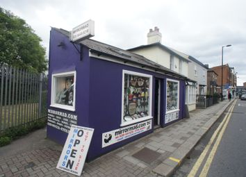 Thumbnail Retail premises for sale in St Albans Road, Barnet