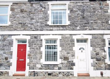Thumbnail 2 bed terraced house for sale in Asgog Street, Cardiff