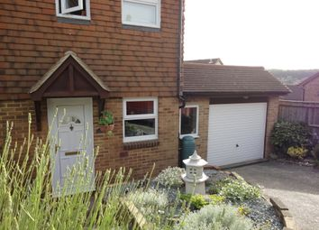 Thumbnail Terraced house to rent in Wittersham Close, Chatham, Kent