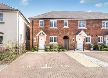 Thumbnail 3 bed end terrace house for sale in Copper Close, Eastleigh, Hampshire