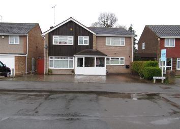 Thumbnail 5 bed detached house for sale in The Bridle, Glen Parva, Leicester