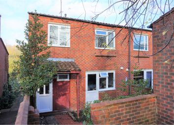 Thumbnail 4 bed end terrace house for sale in Falcon Avenue, Milton Keynes