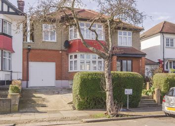 Thumbnail 5 bed link-detached house for sale in Crespigny Road, Hendon, London