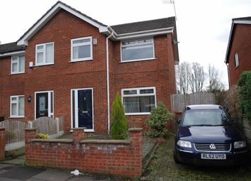 Thumbnail 3 bed semi-detached house for sale in Greenhill Road, Middleton, Manchester