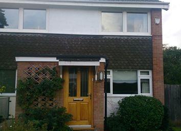 Thumbnail 2 bed maisonette to rent in Brampton Court, Ray Park Ave, Maidenhead, Berkshire