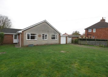 Thumbnail 3 bedroom detached bungalow to rent in George Street, Snaith, Goole