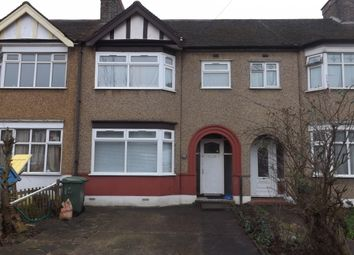 Thumbnail 3 bed terraced house to rent in Applegarth Road, Newbury Park, Ilford