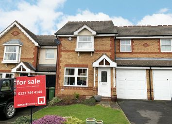 3 bed mews house for sale in Langford Croft, Solihull B91