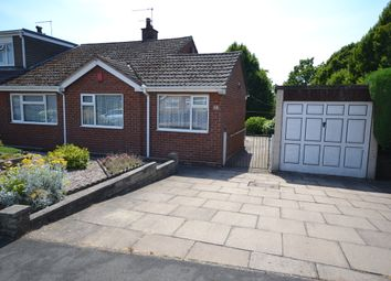Thumbnail 3 bed semi-detached bungalow for sale in Ferndown Drive, Clayton, Newcastle-Under-Lyme
