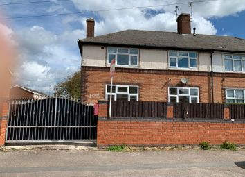 Thumbnail Semi-detached house for sale in Woodgreen Road, Leicester