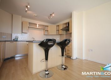 Thumbnail 2 bed flat to rent in Platinum Apartments, Branston Street, Jewellery Quarter
