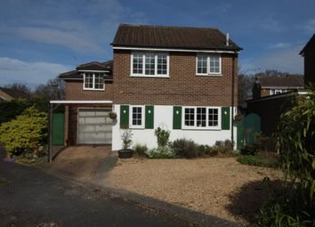Thumbnail 4 bed detached house for sale in Stoneleigh Court, Frimley