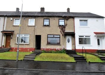 Thumbnail 2 bed terraced house for sale in Cedar Place, Gourock
