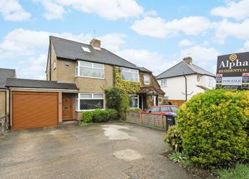 New Instruction...3 Warwick Villas, Egham, Surrey TW20. 4 bed semi-detached house for sale