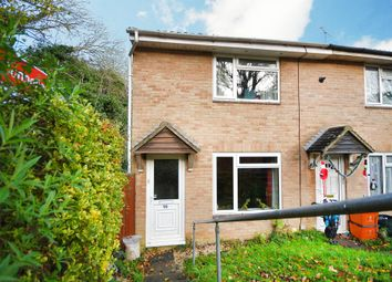 Thumbnail 2 bed end terrace house for sale in Knowlands, Highworth, Swindon
