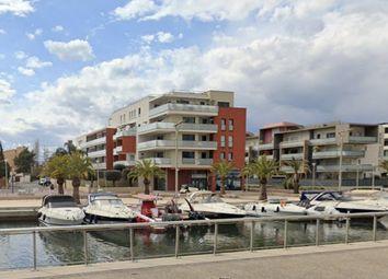 Thumbnail Apartment for sale in Fréjus, Port-Fréjus, 83600, France