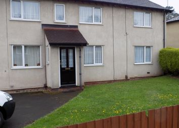 Thumbnail 1 bed flat to rent in Greatfield Road, Kidderminster