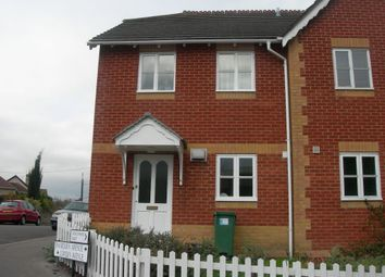 Thumbnail 3 bedroom semi-detached house to rent in Churchward Court, Spanbourn Avenue, Chippenham