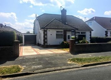 Thumbnail 3 bed bungalow for sale in Windermere Crescent, Humberston, Grimsby