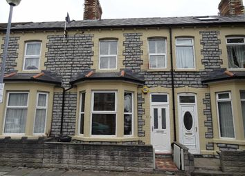 Thumbnail 3 bed property to rent in Castleland Street, Barry
