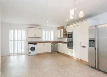 Thumbnail 4 bedroom end terrace house to rent in Oldfield Road, Maidenhead