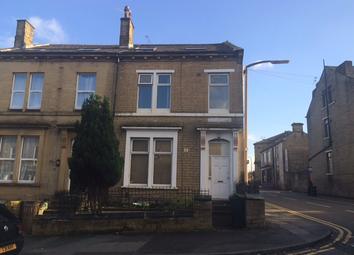 Thumbnail 2 bedroom flat to rent in Blenheim Road Flat 2, Bradford 8
