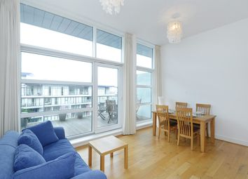 Thumbnail 1 bed flat to rent in Warwick Building, Chelsea Bridge Wharf, 336A Queenstown Road, London