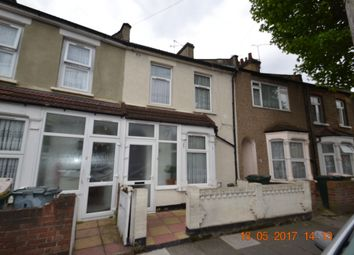 Thumbnail 3 bedroom terraced house for sale in Waterloo Rd, East Ham / Upton Park