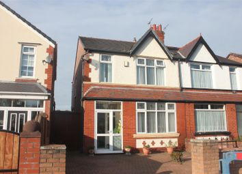 Thumbnail 3 bed semi-detached house for sale in Longford Road, Southport