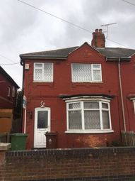 Thumbnail 3 bedroom semi-detached house to rent in Second Avenue, Grimsby