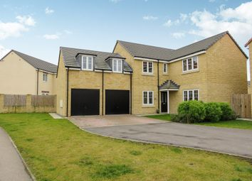Thumbnail 5 bed detached house for sale in Richmond Way, Kingswood, Hull