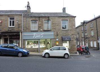 Thumbnail Retail premises for sale in King Street - New Market Street, Clitheroe