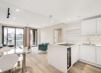 Thumbnail 1 bedroom flat to rent in 2 Crisp Road, London